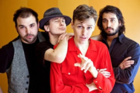Book Joel Plaskett Emergency for your next corporate event, function, or private party.