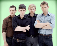 Book Franz Ferdinand for your next corporate event, function, or private party.