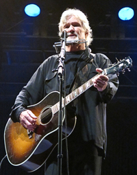 Book Kris Kristofferson for your next corporate event, function, or private party.