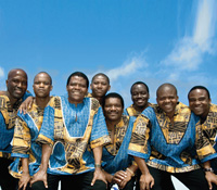 Book Ladysmith Black Mambazo for your next corporate event, function, or private party.