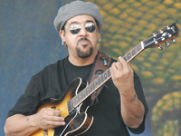Book Leo Nocentelli Of The Meters for your next corporate event, function, or private party.