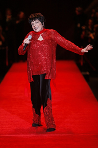 Book Liza Minnelli for your next corporate event, function, or private party.