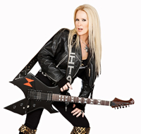 Book Lita Ford for your next corporate event, function, or private party.