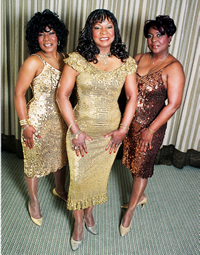 Book Martha Reeves & The Vandellas for your next corporate event, function, or private party.