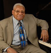 Book Ellis Marsalis for your next corporate event, function, or private party.