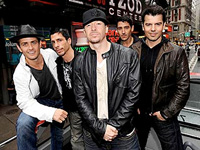 Book New Kids On The Block for your next corporate event, function, or private party.