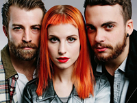 Book Paramore for your next corporate event, function, or private party.