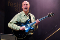 Book John Scofield for your next corporate event, function, or private party.