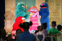 Book Sesame Street Live - Elmo Makes Music for your next corporate event, function, or private party.