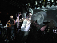 Book Skinny Puppy for your next corporate event, function, or private party.