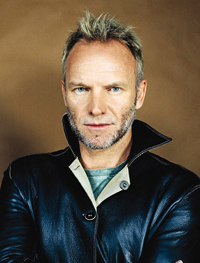 Hire Sting as