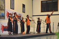 Book Harlem Gospel Choir for your next corporate event, function, or private party.
