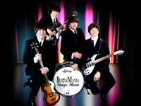 Book Beatlemania Stage Show (Tribute To Beatles) for your next corporate event, function, or private party.
