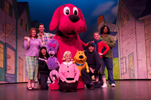 Book Clifford The Big Red Dog for your next corporate event, function, or private party.