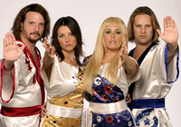 Book Bjorn Again (Tribute To Abba) for your next corporate event, function, or private party.