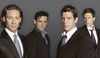 Book IL Divo for your next corporate event, function, or private party.