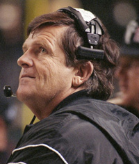 Book Jerry Glanville for your next corporate event, function, or private party.