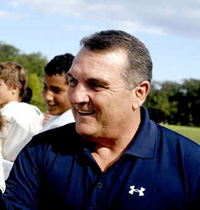 Book Rudy Ruettiger for your next corporate event, function, or private party.