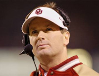 Book Bob Stoops for your next corporate event, function, or private party.