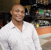 Book Eddie George for your next corporate event, function, or private party.