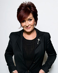Hire Sharon Osbourne as