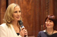 Book Lauren Weisberger for your next corporate event, function, or private party.