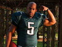 Book Donovan McNabb for your next corporate event, function, or private party.