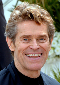 Book Willem Dafoe for your next corporate event, function, or private party.