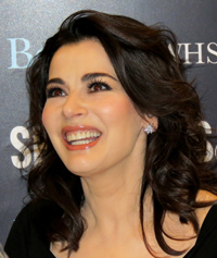 Book Nigella Lawson for your next corporate event, function, or private party.