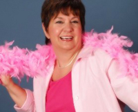 Book Becky Olson for your next corporate event, function, or private party.