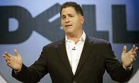 Book Michael Dell for your next corporate event, function, or private party.