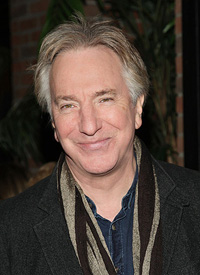 Book Alan Rickman for your next corporate event, function, or private party.