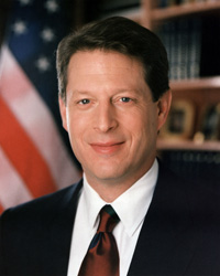 Hire Al Gore as
