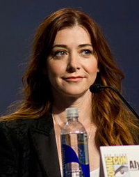 Book Alyson Hannigan for your next corporate event, function, or private party.