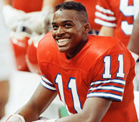 Book Andre Ware for your next corporate event, function, or private party.