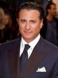 Book Andy Garcia for your next corporate event, function, or private party.