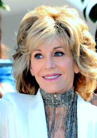 Hire Jane Fonda as