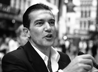 Book Antonio Banderas for your next corporate event, function, or private party.