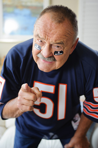 Book Dick Butkus for your next corporate event, function, or private party.