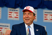 Book Johnny Bench for your next corporate event, function, or private party.