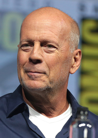 Book Bruce Willis for your next corporate event, function, or private party.