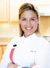 Book Cat Cora for your next corporate event, function, or private party.