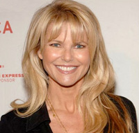 Book Christie Brinkley for your next corporate event, function, or private party.
