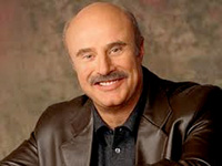 Book Dr. Phil McGraw for your next corporate event, function, or private party.