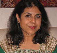 Book Chitra Divakaruni for your next corporate event, function, or private party.
