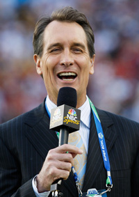Book Cris Collinsworth for your next corporate event, function, or private party.