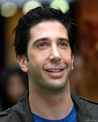 Book David Schwimmer for your next corporate event, function, or private party.