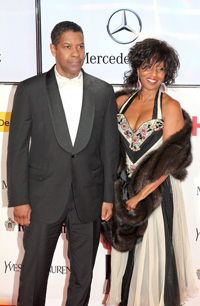 Book Denzel & Pauletta Washington for your next corporate event, function, or private party.