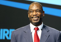 Book Dikembe Mutombo for your next corporate event, function, or private party.