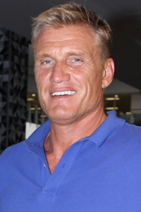Book Dolph Lundgren for your next corporate event, function, or private party.
